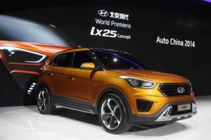 MyDrive | Hyundai ix25 Beijing