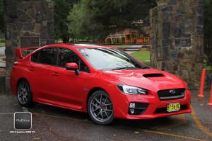 MyDrive | Subaru WRX STi