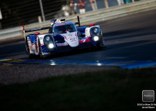 Le Mans 24 Hour – Toyota Racing Sits On Pole