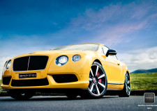 Bentley Continental V8 S Offers Bespoke Brilliance