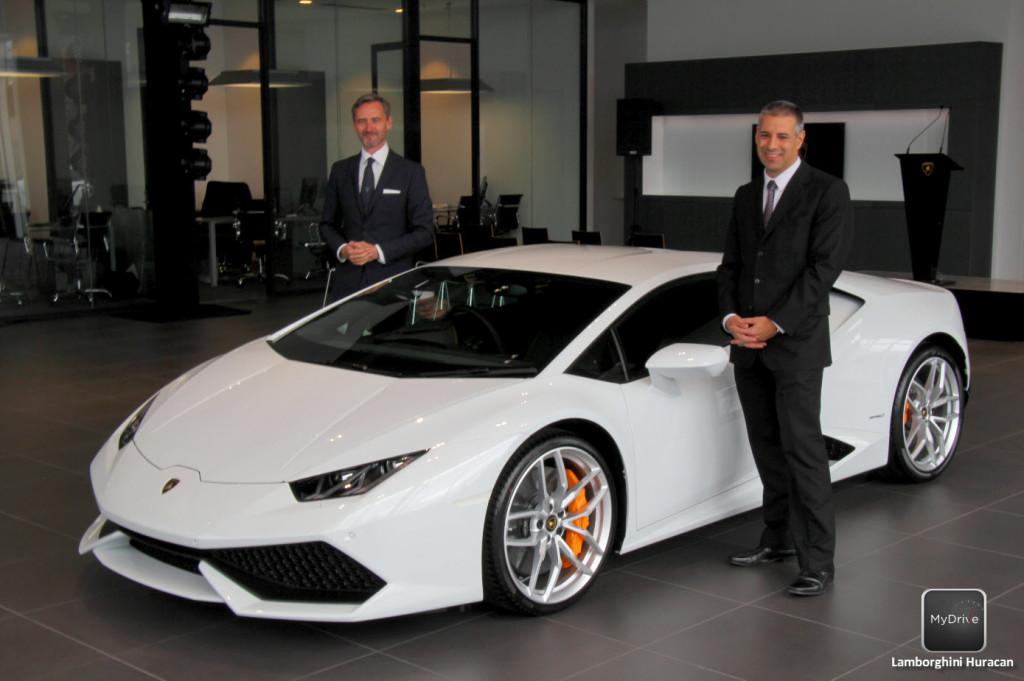 Lamborghini huracan price in australia