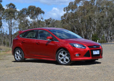Ford Focus Sport petrol auto | Drive Review