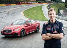 Infiniti brings F1 & Q50 Eau Rouge to Austin