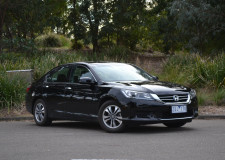 Honda Accord VTi | Drive Review