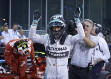 Lewis Hamilton Takes F1 World Championship Win