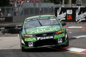 MyDrive | DJR riding over the bumps