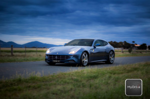MyDrive | Ferrari FF