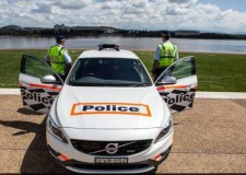 Canberra Police Turn To Volvo