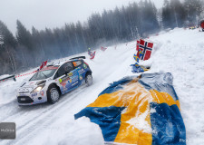 VIDEO | Difficult Conditions for Day 1 of Rally of Sweden
