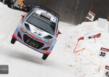VIDEO | Nueville Flys into top spot at Rally of Sweden