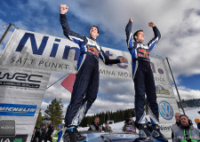 VIDEO | Thrilling finish to Rally Sweden