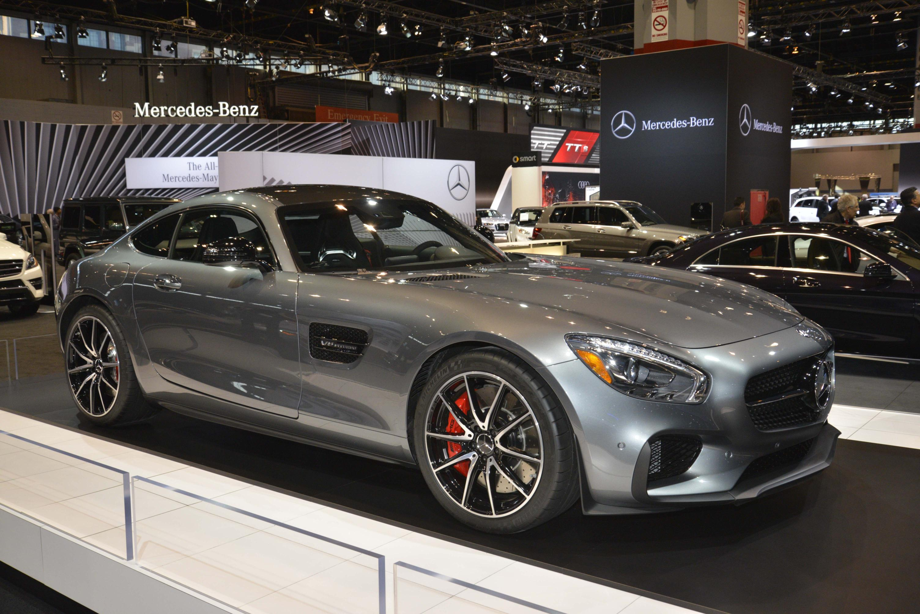 Video 2015 Chicago Auto Show And Its Stars Mydrive Media