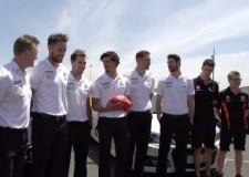 VIDEO | Holden Remains Platinum Partner at Collingwood Football Club