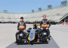 Sahara Force India reveals new look in Mexico for 2015