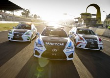 Lexus RC F is V8 Supercars' official Safety Car in 2015