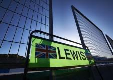 Hamilton Concludes Mercedes AMG testing at Jerez