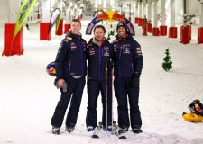 VIDEO | Red Bull F1 Team Hits The Slopes Before Testing