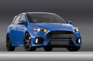 MyDrive | Ford Focus RS