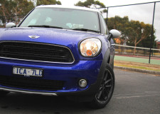 The MINI Countryman is no MINI me