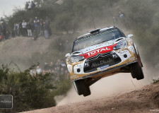 VIDEO | Citroen's Meeke on track for first WRC Win