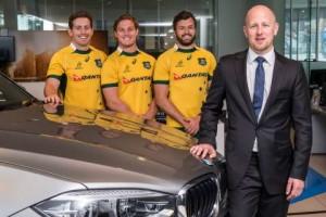 MyDrive | BMW Group Australia & Australian Wallabies