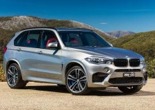 BMW's attention grabbing X5 and X6 M models