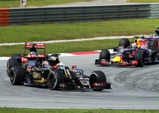 Lotus F1 show promise just missing out on points