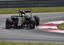 Lotus F1 frustrated with Practice in Malaysia