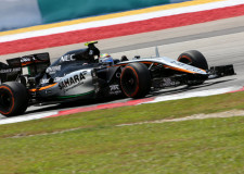 Force India F1 shows decent pace in Malaysia