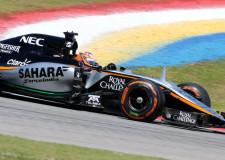 Nico and Sergio maximise track time in Malaysia