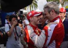 Vettel and Ferrari F1 back on top in Malaysia