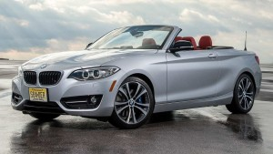 MyDrive | BMW 2 Series convertible