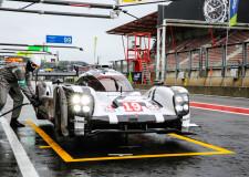 VIDEO   FIA WEC – Toyota & Audi Crash puts Porsche on top at Spa