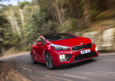 KIA cee'd hit one million units