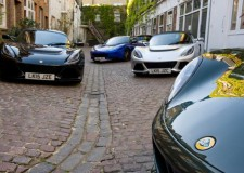 Lotus Cars opens for business in London