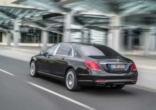 Mercedes-Maybach S 600 set to arrive in 2015