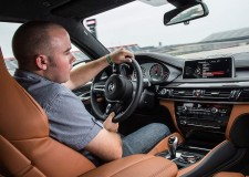 Malcolm Flynn reviews the 2015 BMW X6 M in Texas