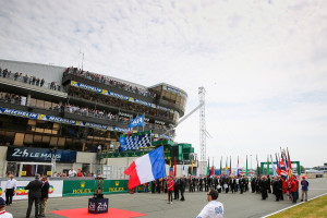 MyDrive | Start of Le Mans