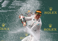 F1 | Nico notches up another win in Austria