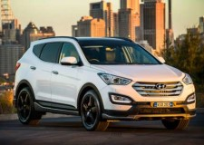 Hyundai ups its game with the Sante Fe SR