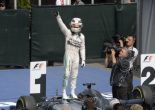 F1 | Lewis back on top in Montreal