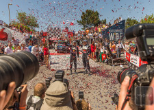 WRC – Latvala takes the win in Portugal