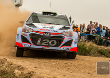 VIDEO | WRC – Paddon wins day 1 at Rally Italy
