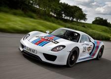 Porsche ceases 918 production