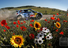 WRC | Tanak takes charge in Poland on Day 1