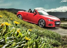 Audi lets the top down on the new TT