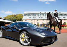 Ferrari's 488 GTB launches in Sydney with a two year wait!