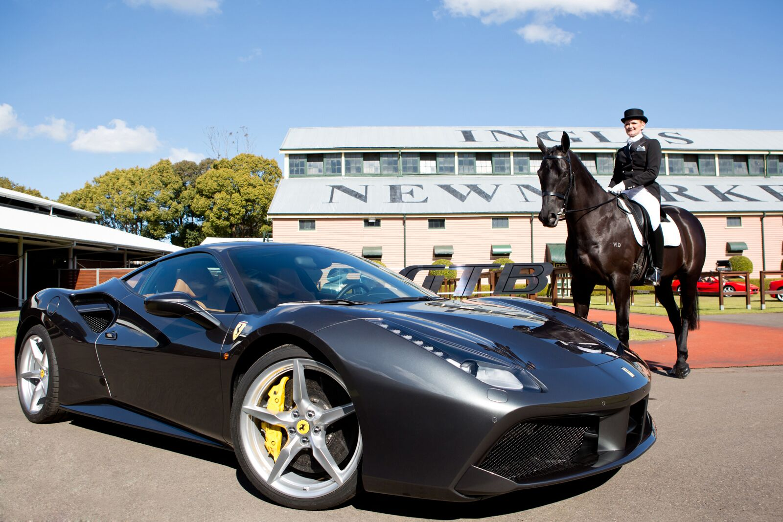 new car launches australiaFerraris 488 GTB launches in Sydney with a two year wait