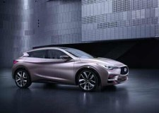 VIDEO | Infiniti Q30 ready for World Premiere at Frankfurt Motorshow