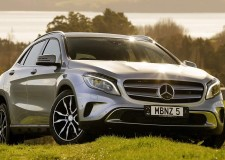 Mercedes-Benz GLA 250 – The Urban Warrier